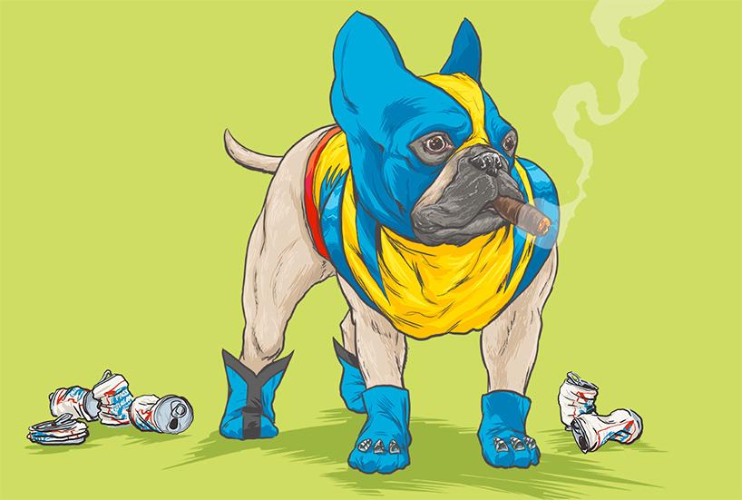 josh-lynch-dogs-of-the-marvel-universe-designboom-005