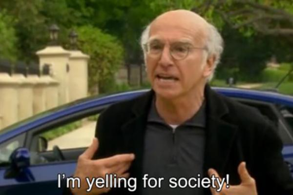 19 Times When Larry David Explained Life Like No One Else Art Sheep