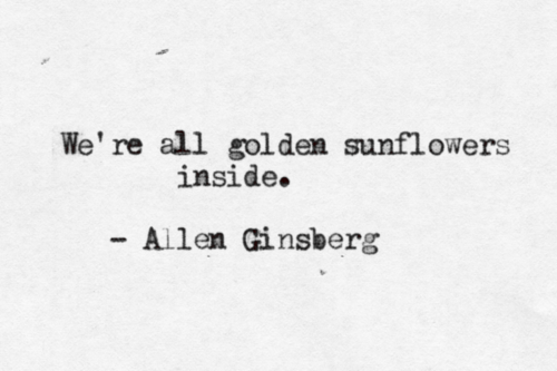 allen ginsberg quotes