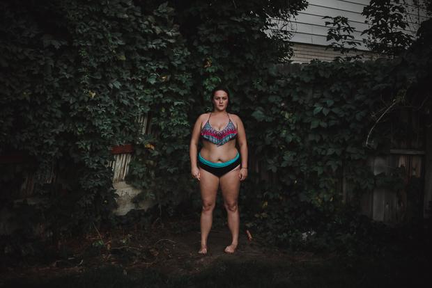 Nude Portraits by Trevor Christensen