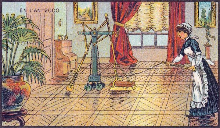 France_in_XXI_Century._Electric_scrubbing