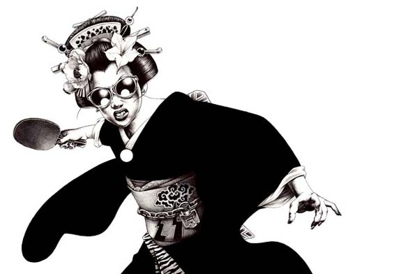 Shohei-Otomo-Drawing-11