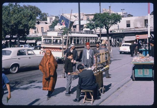 Damascus, Syria, 1960s (1)