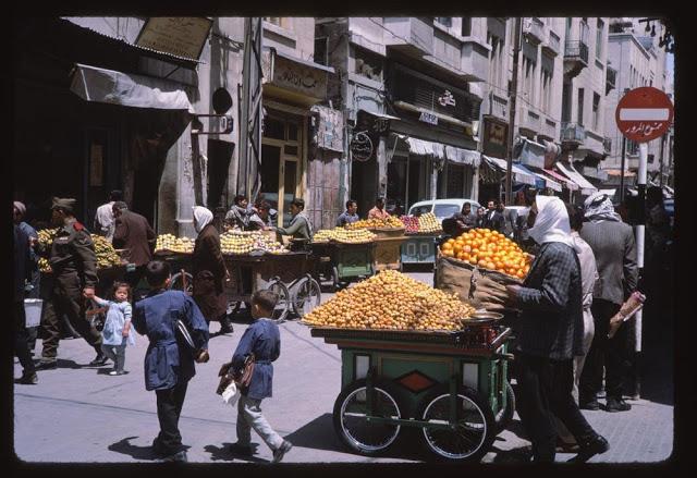 Damascus, Syria, 1960s (12)