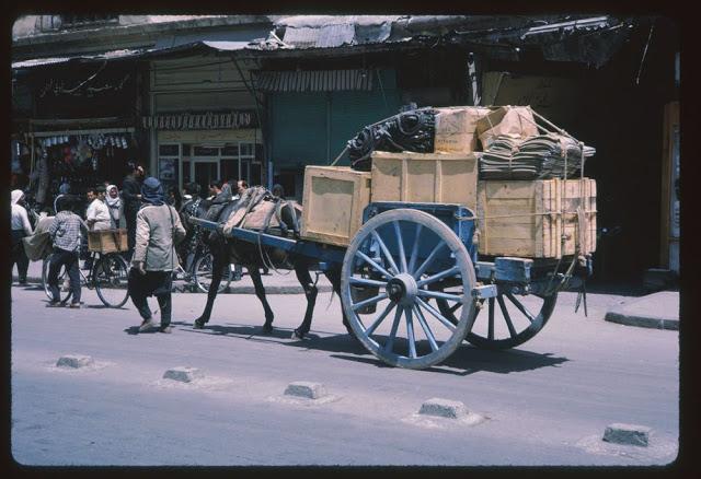 Damascus, Syria, 1960s (2)