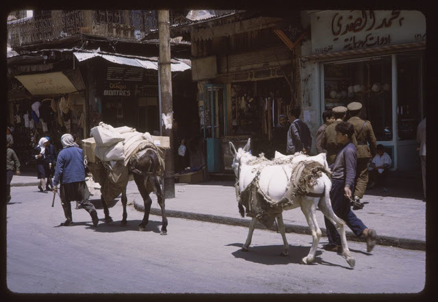 Damascus, Syria, 1960s (3)