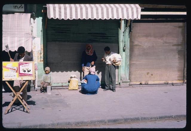 Damascus, Syria, 1960s (4)