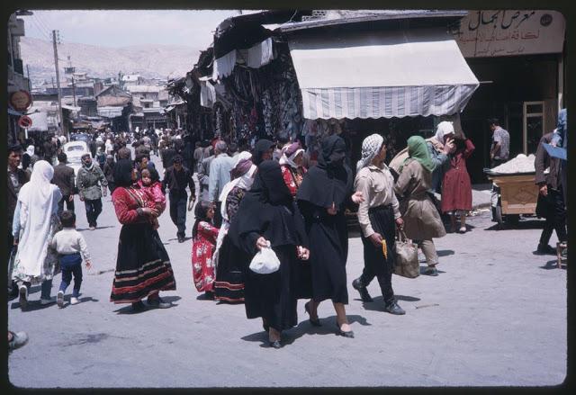 Damascus, Syria, 1960s (8)