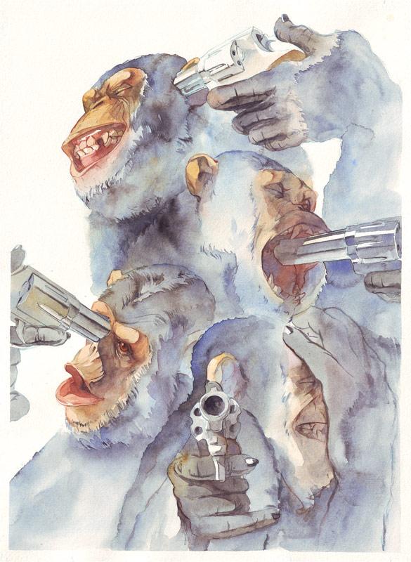 four_monkeys
