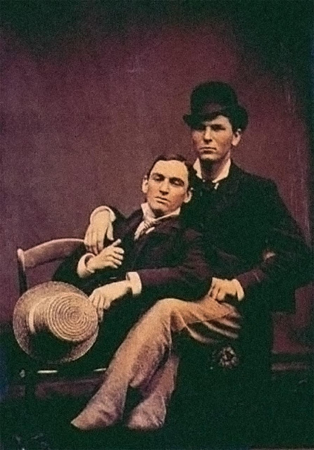 Gay Lovers in the Victorian Era (11)