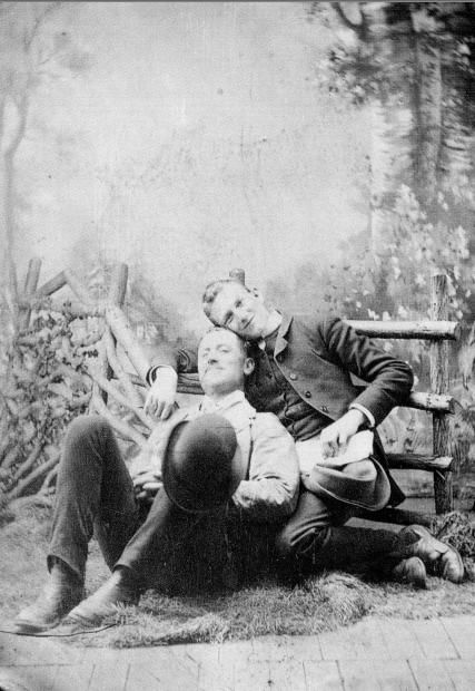Gay Lovers in the Victorian Era (12)