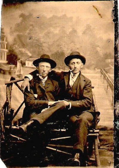 Gay Lovers in the Victorian Era (13)
