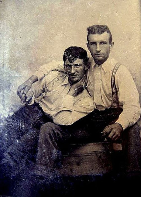 Gay Lovers in the Victorian Era (9)
