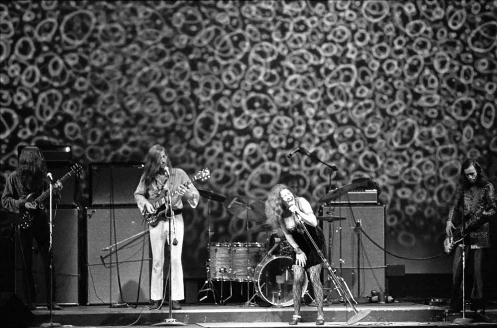 Rare Black And White Photos Of Janis Joplin In 1968 Art