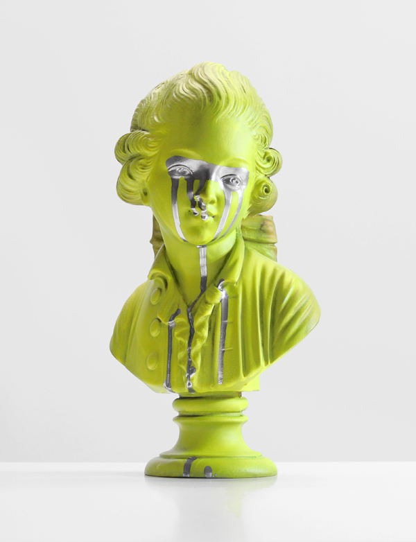 Bust-of-a-Weeping-Man---paint-on-found-ceramic---2013---12-x-7-x-5---007