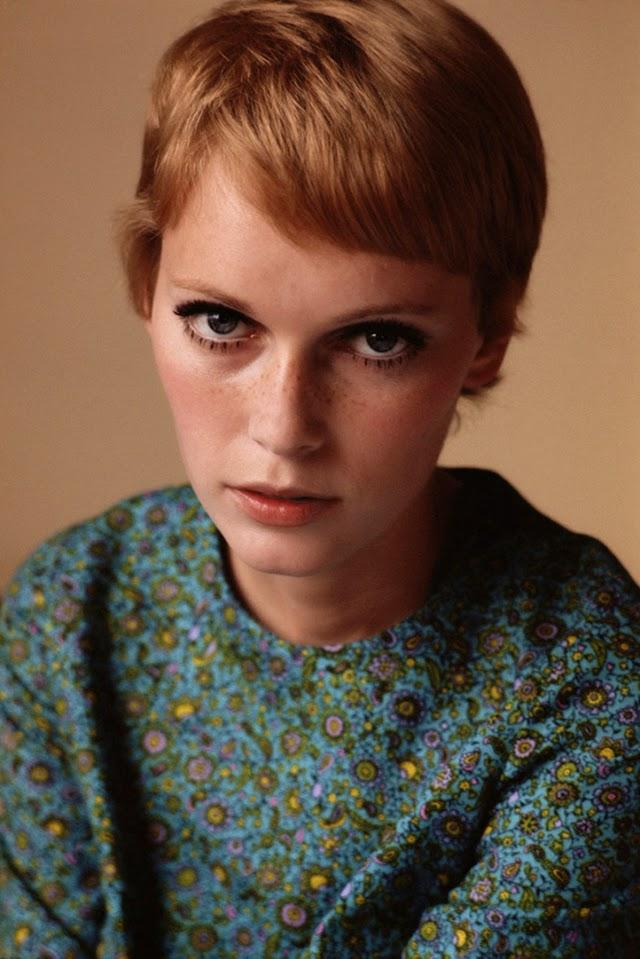 30 Beautiful Portraits of Mia Farrow in the 1960s | Art-Sheep | 640 x 959 jpeg 98kB