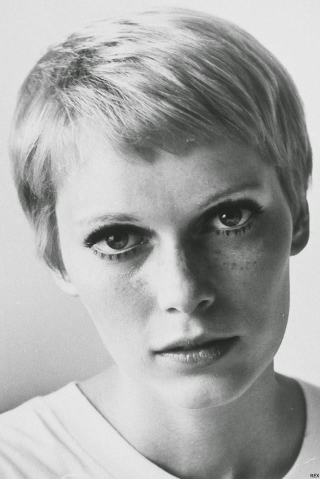 30 Beautiful Portraits of Mia Farrow in the 1960s | Art-Sheep | 640 x 958 jpeg 96kB