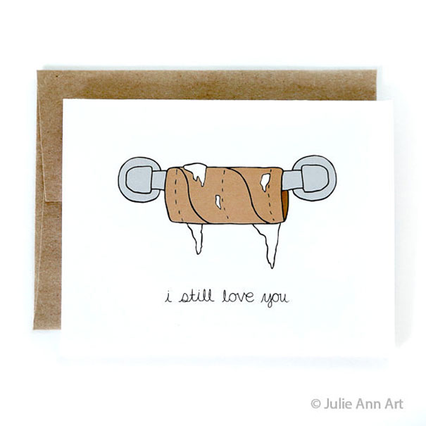 humorous anti valentine s day cards for every non believer art sheep