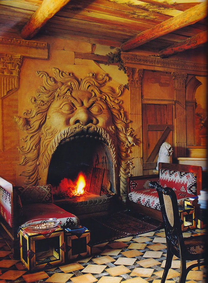 25 Of The Most Creative Fireplaces Ever Art Sheep