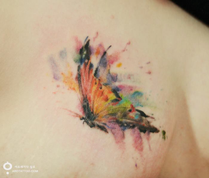 Lotus Flower Tattoo Portland Or