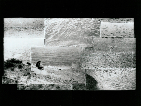Bence Hajdu, From series Budapest Mosaic, (1950), 2008.