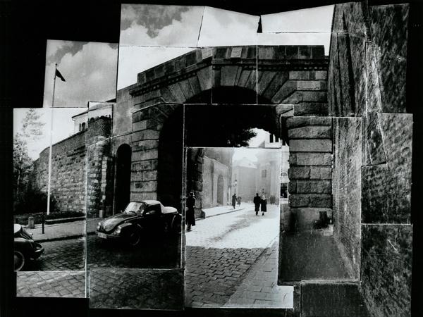 Bence Hajdu, From series Budapest Mosaic, (1950), 2008