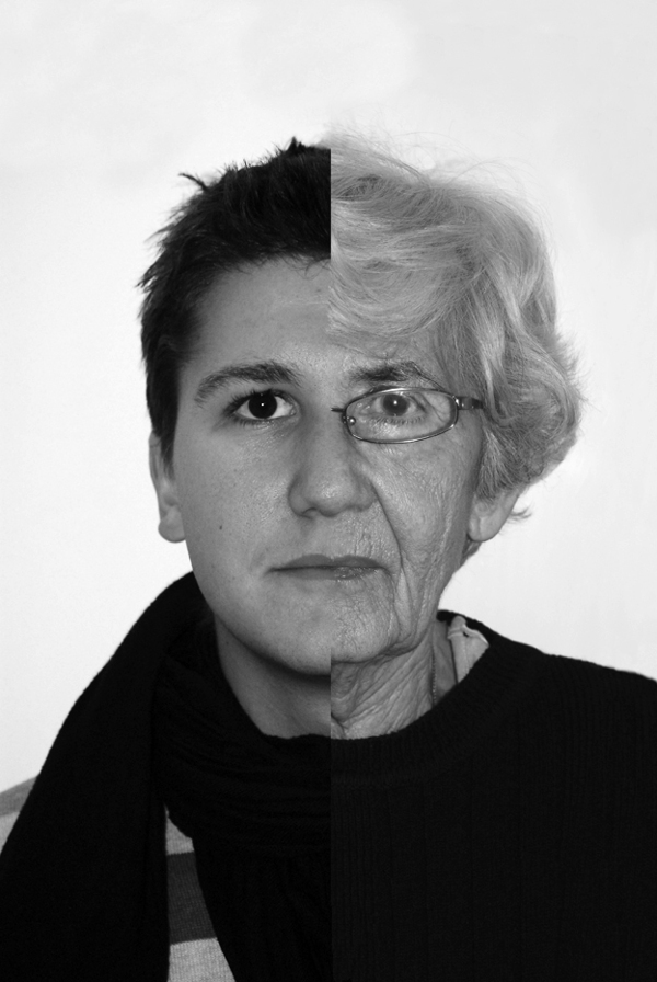 Bence Hajdu, From series Family Album 2009