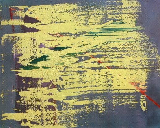 Gerhard Richter, Abstract Painting