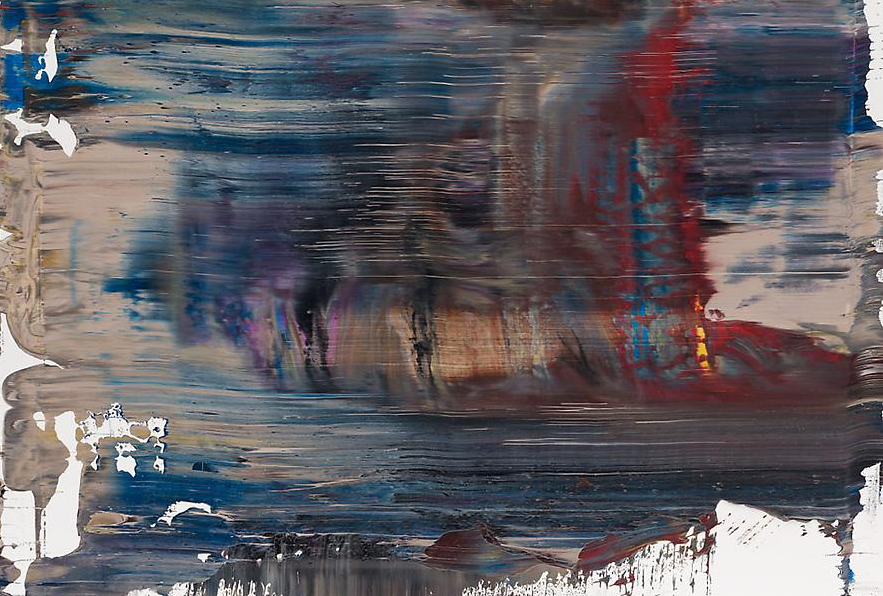 Gerhard Richter, Abstract Painting (894-7), 2005