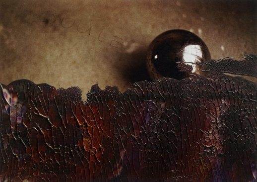 Gerhard Richter, Ball (Feb 89)