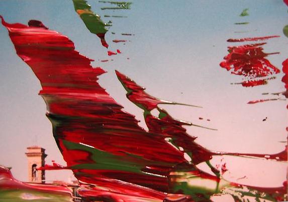Gerhard Richter, Firenze, 2000