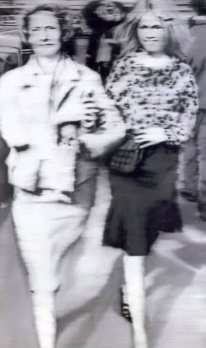 Gerhard Richter, Mother and Daughter, 1965