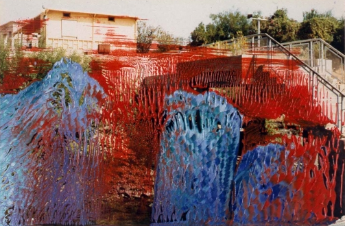 Gerhard Richter, Untitled (6 July 1994)