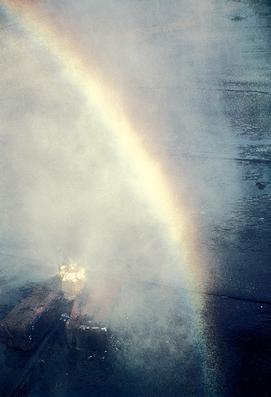Hans Haacke, Water in Wind, 1968-2010