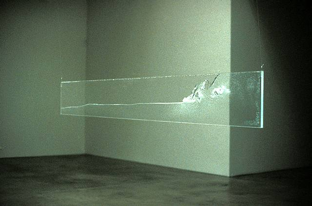 Hans Haacke, Well, 1965