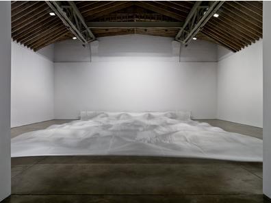 Hans Haacke, Wide White Flow, 1967-2006