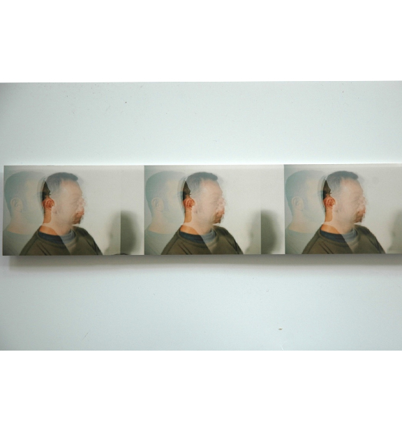 Justine Khamara, Untitled, 2005, Collaged colour photograps, 10 x 45 cm
