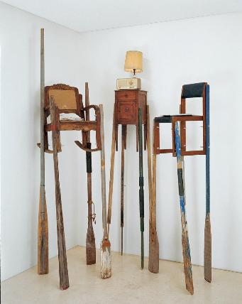 Kcho, The Conversation, 2004