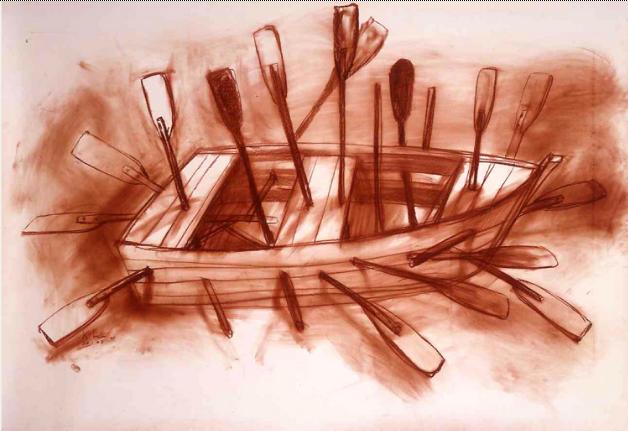 Kcho, Untitled, 2005