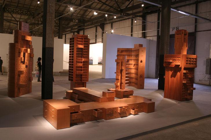 Los Carpinteros, Downtown Series, 2003