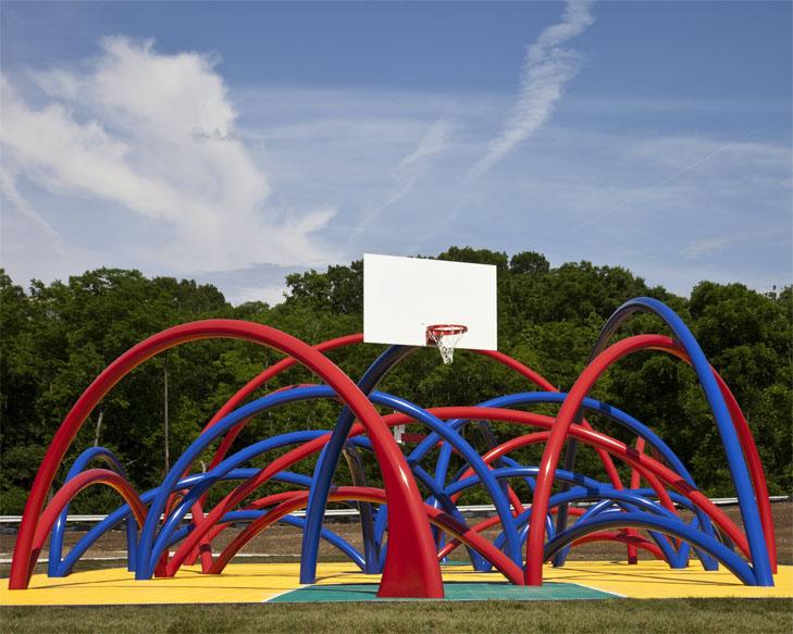 Los Carpinteros, Free Basket, 2010
