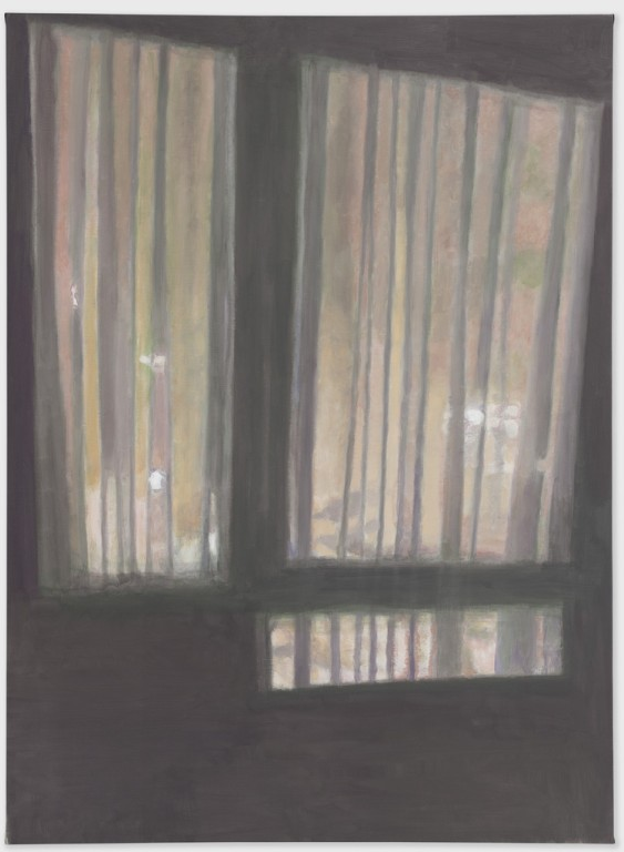 Luc Tuymans, 4 AM, 2010, Oil on canvas, 188,4 x 138 cm