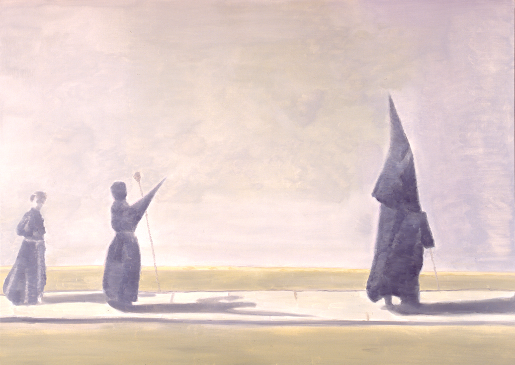 Luc Tuymans, Easter, 2006, OIl on canvas, 128 x 179 cm