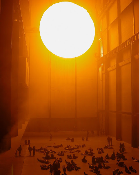 Olafur Eliasson The Weather Project, Tate Modern, 2003