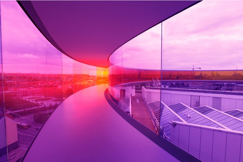 Olafur Eliasson, Your Rainbow Panorama