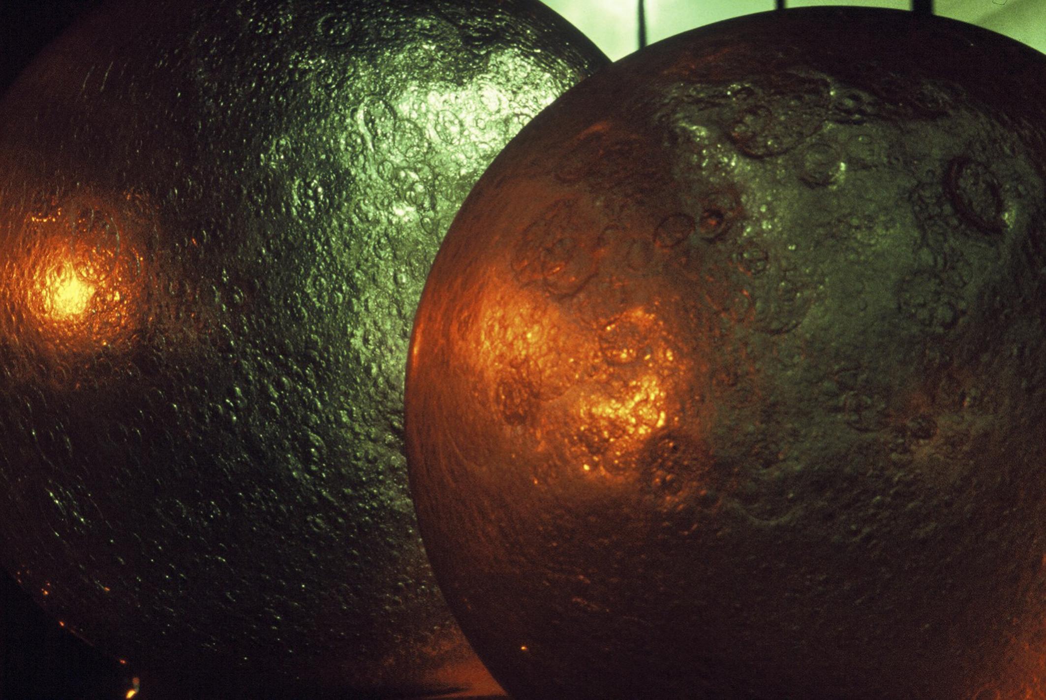 Planet, (detail) CIRVA (Centre international de recherche sur le verre et les arts plastiques)