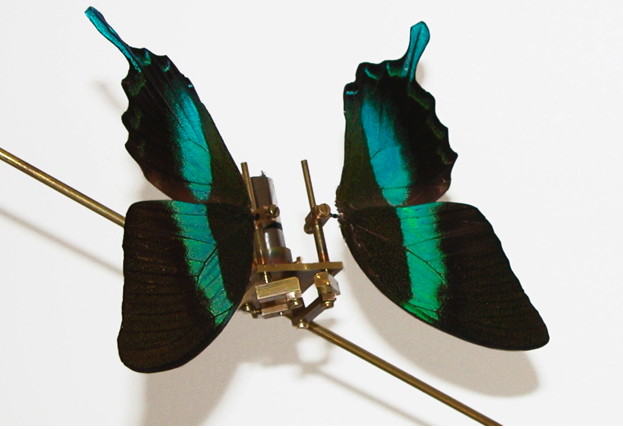 Rebecca Horn, Butterfly Sculpture, 2000