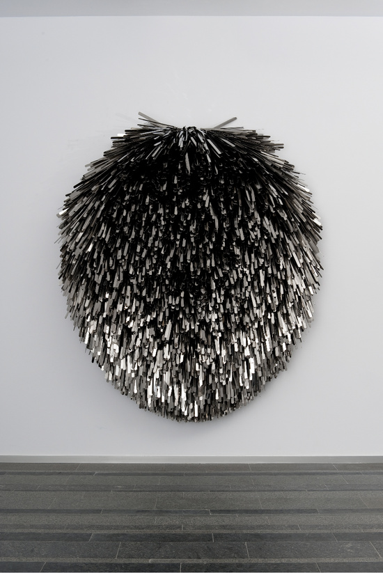 Subodh Gupta, Installation view, Faith Matters, 2010, Pinchuk Art Centre, Kiev, Ukraine.