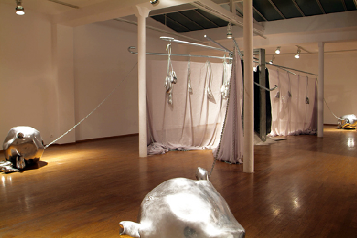 Tunga, Elective affinities, 2005
