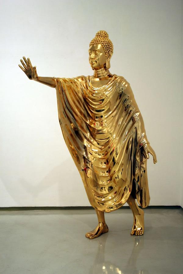 Valay Shende, Buddha Right, Marx Wrong, 2007